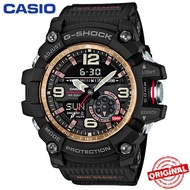 【Hot Sale】Casio G-SHOCK GG-1000 MUDMASTER Rose Gold Mens Watch Men Sport Watches