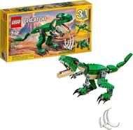 LEGO 樂高 Creator強大的恐龍31058自己動手製作恐龍套裝(174件)