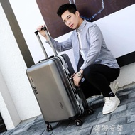 行李箱大容量韓版萬向輪拉桿箱女登機箱學生密碼箱簡約商務旅行箱