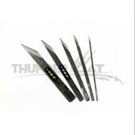 [台灣博聲提琴]【日本製美貴久】 雙刃切出小刀 可選不同規格 接木刀 嫁接 園藝 製琴 15mm