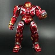 18cm Avengers Endgame Iron Man Hulkbuster 2.0 Action Figure Mark Model