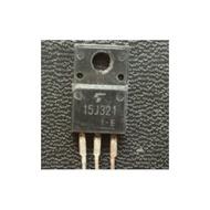 拆機 GT15J321 IGBT管 15A600V TO220F 場效應管 15J321 141-01534