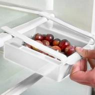 Slide Freezer Fridge Space Saver Storage Box Organizer Holder Shelf Rack Newly.