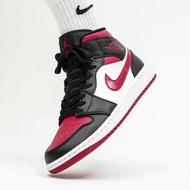 IMPACT Air Jordan 1 Mid Bred Toe 黑 白 紅 黑頭 黑紅腳趾 喬丹 554725-066