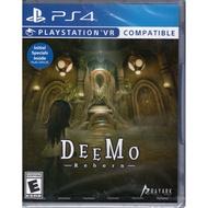現貨中 PS4遊戲 DEEMO Reborn 中文版