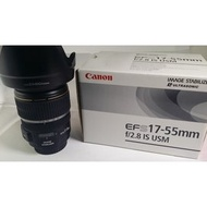 Canon EF-S 17-55mm f/2.8 IS USM 公 (CL127)
