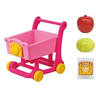 日本 PILOT 小美樂娃娃 配件 小美樂購物車 推車 PL51369