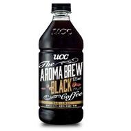 UCC艾洛瑪 黑咖啡525ml一箱/24瓶