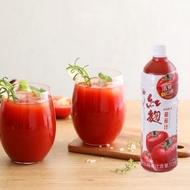 【秋月禮饌】-台酒紅麴蕃茄汁(全素)(24瓶/箱)