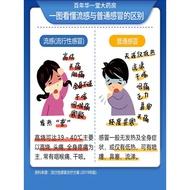 ✘✾Yiling Lianhua Qingwen Capsules, Lianhua Qingwen Capsules, Lianhua Qingwen Capsules, Lianhua Qingwen Qingren, detoxifi