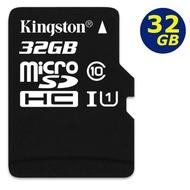 KINGSTON 32GB 32G microSDHC【80MB/s】microSD SDCS2/32GB 手機記憶卡