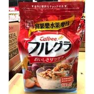 Costco代購 CALBEE卡樂比富果樂水果麥片 1公斤入