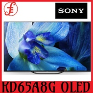 SONY TV OLED UHD SMART 65INCH KD65A8G 65 IN ULTRA HD 4K ANDROID OLED TV