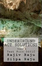Underground ACT Solutions Vol 1-Test Form 0661C