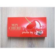 【優德購】德國 Ferrero Mon Cheri 櫻桃酒心巧克力/酒釀櫻桃巧克力 15顆裝