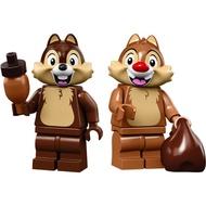 ||一直玩|| LEGO 71024 人偶 奇奇+蒂蒂  兩包合售(全新未拆袋)