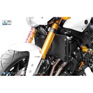 【R.S MOTO】YAMAHA FZ8 FZ1N FZ1S 水箱護網 基本款 黑鋁框 網面黑 DMV