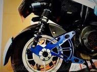 【『柏』 利多銷】DK成吉思汗CNC後搖臂排骨 輕量化排骨 鋁合金搖臂JETS彪琥BWSR勁戰四代FT六代雷霆S BWS