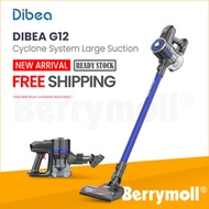 [LOCAL WARRANTY] New Launch Dibea G12 Rampage Cordless Vacuum Cleaner