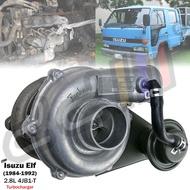 [Local Ready Stock] Turbo Turbocharger For Isuzu Elf NPR NQR NHR NKR 1984-1992 2.8L 4JB1 4JB1-T RHB5