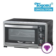 Toyomi convection oven 60.0l-รับประกัน 1 ปี (Model: TO-7760RC)