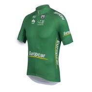 Santini 2016 環澳總冠軍衫(綠色) 短車衣 《新店美利達旗艦店》