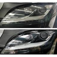 大燈快潔 奧迪 Audi A1 A3 A4 A5 A6 A7 Coupe Avant 原廠大燈泛黃霧化拋光翻新處理