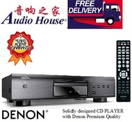 Denon DCD-520AE CD/SACD Player Solidly designed CD PLAYER with Premium Quality (BLACK)