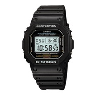 Casio G-Shock DW-5600E-1VDF Digital Quartz Black Resin Mens Watch