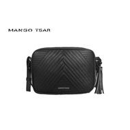 西班牙Mango 肩背包 流蘇包 斜背包 輕巧容量大 小資女最愛