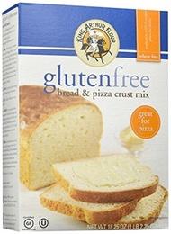 ▶$1 Shop Coupon◀  King Arthur Gluten Free Flour Bread Mix, 18.25 oz