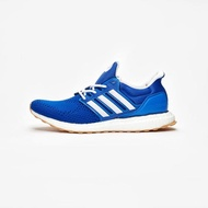 【adidas 愛迪達】ULTRA BOOST X ENGINEERED GARMENTS 聯名 1.0初代 藍白 鴛鴦 男鞋(BC0949)