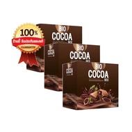 BIO COCOA ไบโอโกโก้ โกโก้ดีท็อก แบรนด์คุณจันทร์ บรรจุ 10 ซอง (3 กล่อง)