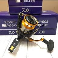 現貨免運DAIWA REVROS LT 紡車式捲線器 2000~4000-CXH  LT概念設計輕巧堅韌 全新公司貨