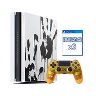 【SONY 索尼】PS4 Pro 1TB 死亡擱淺限量紀念版主機+《精選遊戲x3》