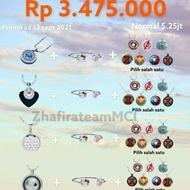 Paket HOT Deal MCI / Kalung MCI / Kalung kesehatan / Promo MCI Murah