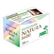 月光卷日本限定Natura富士1600度135膠卷月光機NP彩色負片