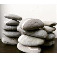 資材   ︳扁石 •圓扁石•花扁石