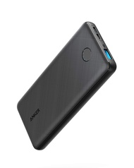 Anker PowerCore Slim 10000, Ultra Slim Portable Charger, Ultra-Compact 10000mAh External Battery, High-Speed PowerIQ and VoltageBoost Charging Technology Power Bank for iPhone, Samsung Galaxy and More