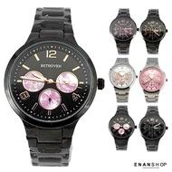 BETHOVEN仿三眼時尚錶 韓版流行 手錶 男錶 女錶 情侶對錶 惡南宅急店【0516F】