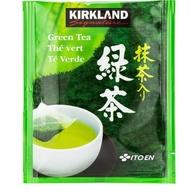 好市多 科克蘭 綠茶 抹茶包 日本綠茶包 日式日式綠茶1.5g*100包 kirkland 伊藤園代工