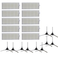 outlet Part Filters Spare Side Brushes For Proscenic 811 GB / 911SE Vacuum Cleaner 20pcs Set Kit Cle