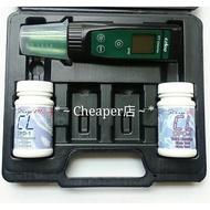 *~Cheaper店~*EZDO 6742 水質餘氯測試器 餘氯檢測 餘氯測試筆 總氯計 餘氯測試計(台製)