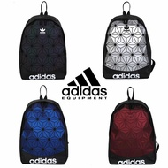 Limited Edition Adidas x Issey Miyake 3D Urban couple Men/Women Backpack Bag
