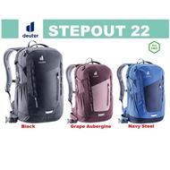 Deuter STEPOUT 22 Daypack Backpack School Bag | Student Bag