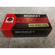 REX Asada MCC 日製 MONKEY 日本猴印正品 電動絞牙機用牙板 替刃 (白鐵管用) 車牙刀 牙刀