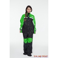 ARAI K8,雨衣(K8)(綠黑色)