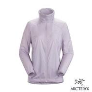 【Arcteryx 始祖鳥】女 Nodin 抗UV 防風 防潑水 風衣外套(未來紫)