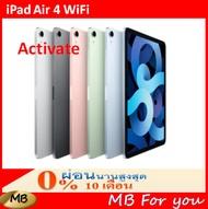[ผ่อน 0%]iPad Air 4 WiFi  มือ 1 เครื่องศูนย์ไทย  Activated