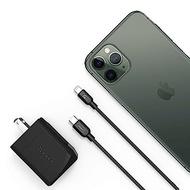 Apple超值組- iPhone11 Pro Max 256G+亞果元素快充組